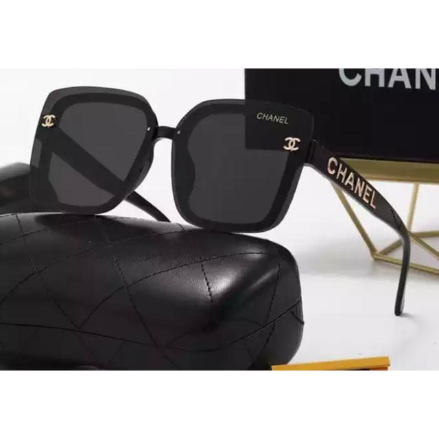 CHANEL(シャネル)のmr2525様専用♡ノベルティ サングラス♡ レディースのファッション小物(サングラス/メガネ)の商品写真