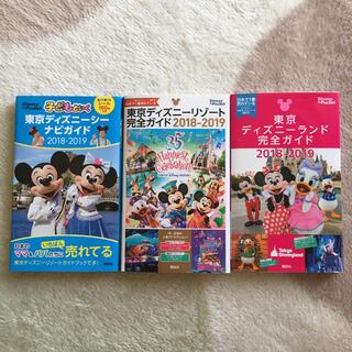 ディズニー(Disney)のディズニー ガイドブック(地図/旅行ガイド)