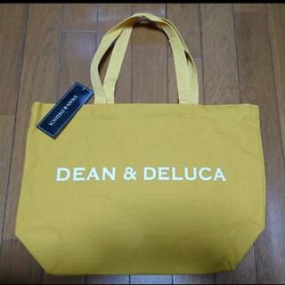 DEAN & DELUCA - DEAN&DELUCA [ディーン&デルーカ] トートバッグ(イエロー 大)