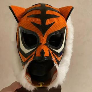 最終値引!4代目タイガーマスク 初期デザインプライベート デポマートタグ、サイン(格闘技/プロレス)