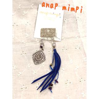 アナップミンピ(anap mimpi)の*新品未使用♪ anap mimpi コンチョタッセルピアス*(ピアス)