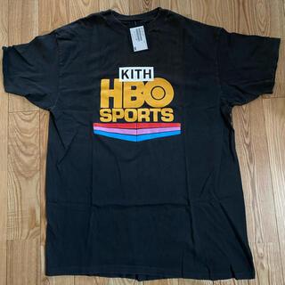 シュプリーム(Supreme)のKITH HBO Sports Vintage  BOX LOGO TEE(Tシャツ/カットソー(半袖/袖なし))