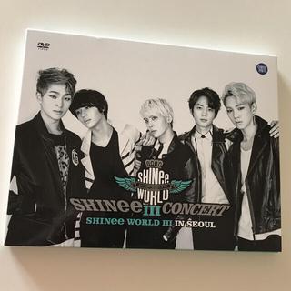 SHINee - SHINee World Ⅲ in SEOUL DVD