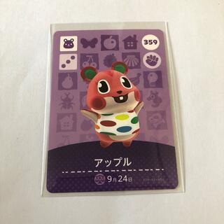 Nintendo Switch - どうぶつの森 amiiboカード アップル
