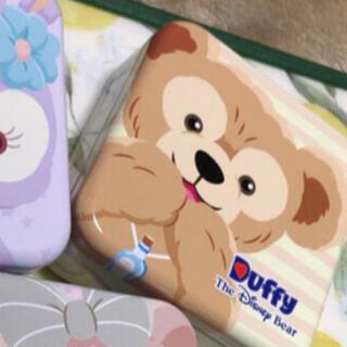 ディズニー(Disney)のマロン様★海外限定 香港ディズニー 香港  缶 セット(キャラクターグッズ)