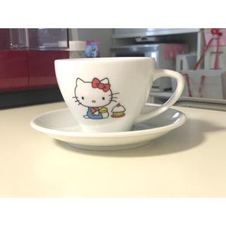 サンリオ(サンリオ)のハローキティティーカップ♡(グラス/カップ)
