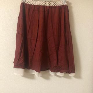 アバハウスドゥヴィネット(Abahouse Devinette)のアバハウス  devinette スカート   (ひざ丈スカート)