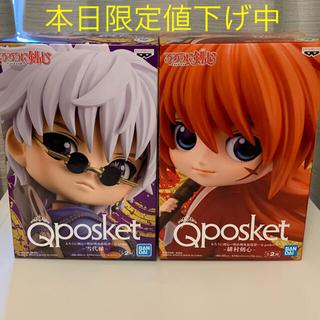 BANPRESTO - るろうに剣心 Qposket フィギュア 2体セット