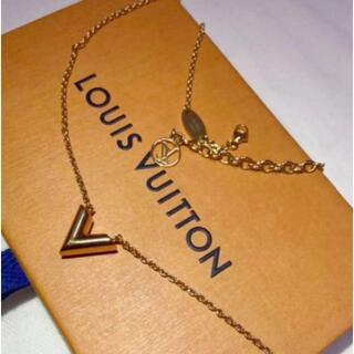 LOUIS VUITTON - Louis Vuitton ネックレス・エセンシャルV