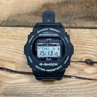 G-SHOCK - カシオ G-SHOCK Gショック G-LIDE ブラック GWX-5700CS