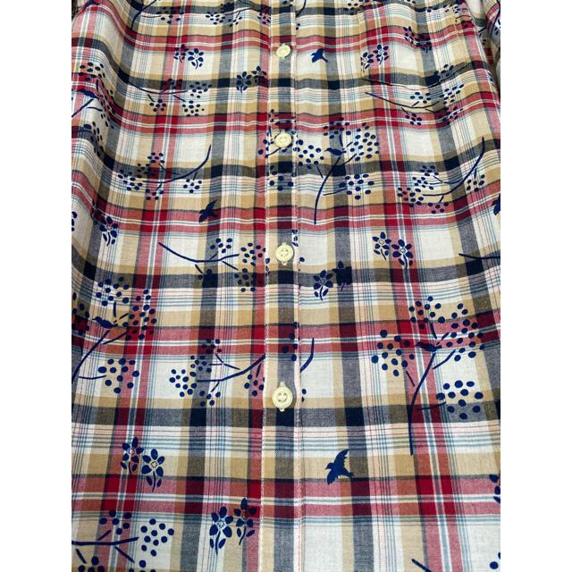 Graniph(グラニフ)の❤️ グラニフ graniph シャツワンピース 長袖 レディースのトップス(シャツ/ブラウス(長袖/七分))の商品写真