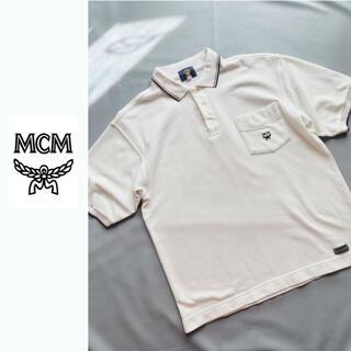 MCM - MCM ポロシャツ 半袖