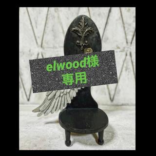 unmagoDOLL  片翼堕天使chair ドール家具