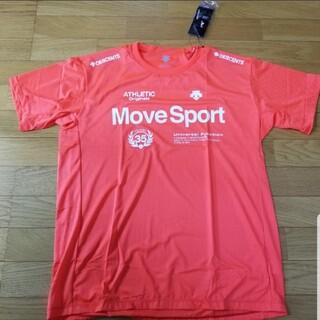 デサント(DESCENTE)のP 新品 デサント ムーヴスポーツ S MOVESPORT 機能素材Tシャツ(Tシャツ/カットソー(半袖/袖なし))