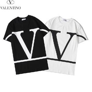 ヴァレンティノ(VALENTINO)の★8000円2枚ヴァレンティノVALENTINOTシャツ#HHS121706(Tシャツ(半袖/袖なし))