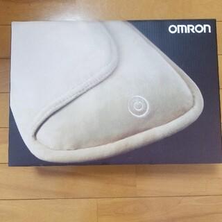オムロン(OMRON)のクッションマッサージャ(マッサージ機)