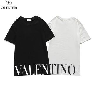 ヴァレンティノ(VALENTINO)の★8000円2枚ヴァレンティノVALENTINOTシャツ#HHS082401(Tシャツ/カットソー(半袖/袖なし))