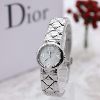Christian Dior - 正規品【新品電池】ChristianDior/D84-100 シェル 美品 動作