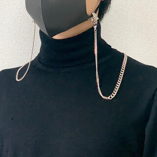 JOHN LAWRENCE SULLIVAN - chain 3way mask holder