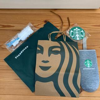 スターバックスコーヒー(Starbucks Coffee)のスタバ アクセサリー タンブラーカバー、コースター等(その他)