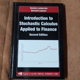 Stochastic Calculus Applied to Finance(洋書)