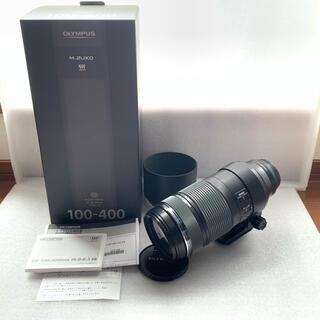 OLYMPUS - オリンパス ED 100-400mm F5-6.3 IS 新同品