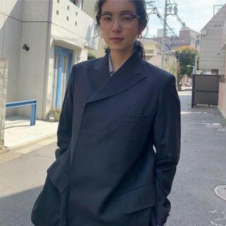 ttt_msw 21ss double tailored jacket