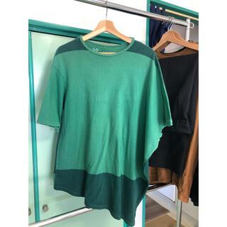 オータ(ohta)のohta green square tシャツ オオタグリーンスクエア(Tシャツ/カットソー(半袖/袖なし))