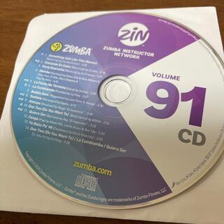 ZUMBA CD zin91. (スポーツ/フィットネス)