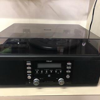 TEAC LP-R550USB ターンテーブル/カセット付きCDレコーダー(その他)