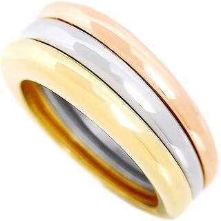 Cartier - 6073 カルティエ 指輪 モビリス リング #52 約12号 K18