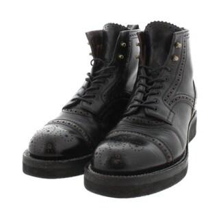 フットザコーチャー(foot the coacher)のfoot the coacher ブーツ メンズ(ブーツ)