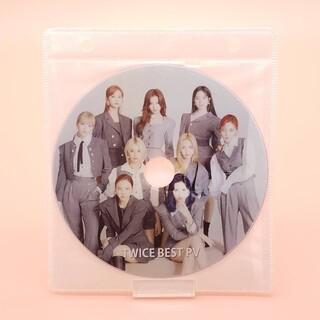ウェストトゥワイス(Waste(twice))の大人気💖最新作💖TWICE 트와이스 トゥワイス BEST PV DVD1枚(アイドル)