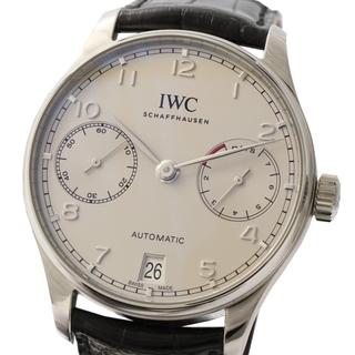 インターナショナルウォッチカンパニー(IWC)のインターナショナルウォッチカンパニー IWC ポルトギーゼ 腕時計 メ【中古】(その他)