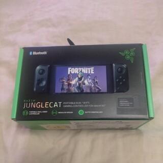 レイザー(LAZER)のBluetoothゲームコントローラー Razer Junglecat(その他)