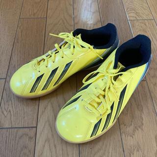 アディダス(adidas)の美品 adidas フットサルシューズ 22.5センチ(シューズ)