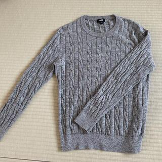 UNIQLO - メンズ ユニクロ Sサイズ ニット セーター