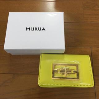MURUA - MURUA カードケース 名刺入れ