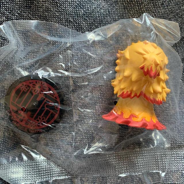 BANDAI(バンダイ)の鬼滅の刃 すわらせ隊 煉獄 エンタメ/ホビーのおもちゃ/ぬいぐるみ(キャラクターグッズ)の商品写真
