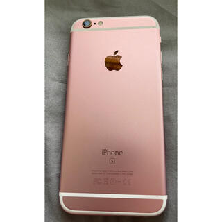 Apple - iPhone 6s 16GB Rose Gold SIMフリー