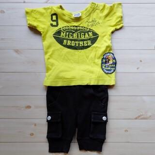 エフオーキッズ(F.O.KIDS)の半袖シャツ&ハーフパンツ(Tシャツ)