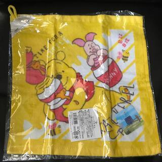 くまのプーさん - Disney くまのプーさん ループつきタオル