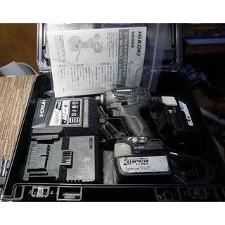 ヒタチ(日立)のHIKOKI コードレスインパクトドライバ WH14DDL2 14.4V(中古)(工具/メンテナンス)