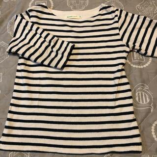 コドモビームス(こども ビームス)のBEAMSmini 110センチ クルーネック 七分袖 カットソー (Tシャツ/カットソー)