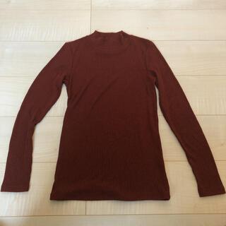 UNIQLO - ユニクロ タートルネック Tシャツ