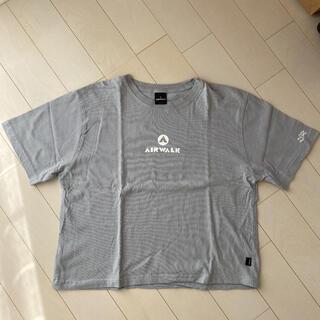 エアウォーク(AIRWALK)のレディース エアーウォーク 半袖Tシャツ(Tシャツ(半袖/袖なし))