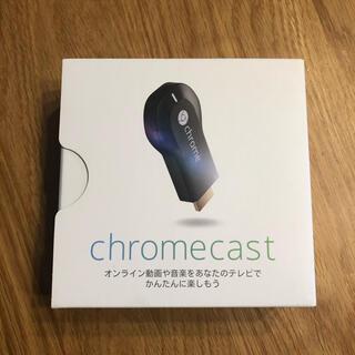 グーグル(Google)のGoogle GOOGLE CHROMECAST(映像用ケーブル)