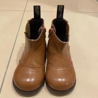 プティマイン(petit main)のプティマイン♡ブーツ15センチ(ブーツ)