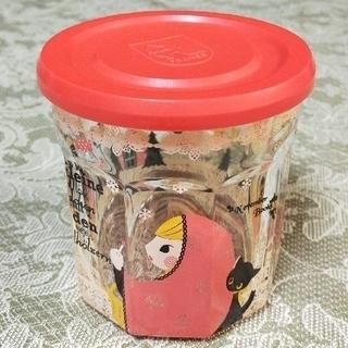 【新品/美品】♡マッチ売りの少女♡  フランス製   ガラス容器