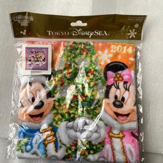 Disney - ディズニーシー  タオルハンカチ